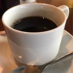 イタリアン酒場BALUCK - 意外と酸味のあるコーヒー
