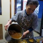 Suginoya - 鶏ガラでとるあっさり出汁。
