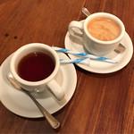 TPIN - 紅茶とコーヒー