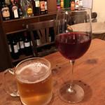 TPIN - ノンアルコールビール と 自家製サングリア