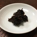ANAフェスタ - 料理写真:ぎばさ佃煮