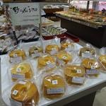 野の花シフォン - 潟の店の売り場