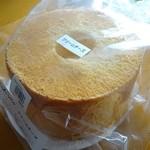 野の花シフォン - 料理写真:「クリームチーズ」シフォン900円