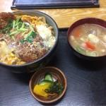 大幸 - カツ丼 ¥800