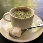 横浜ボンベイ - デミタスコーヒー