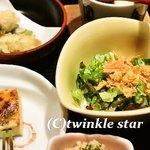 豆腐料理と吟醸せいろ蒸し 八かく庵 - 和らぎ膳1580円