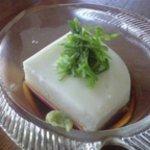 鶏飯食堂 HABUS - ジマム豆腐