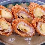 とんかつ 喜太条 - 豚肉のアスパラチーズ巻フライ定食