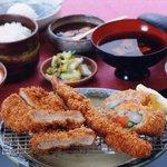 とんかつ 喜太条 - 特選喜太条定食膳