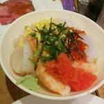 60430851 - 自分で選んで作る海鮮丼