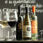 魚介イタリアン&チーズ UMIバル - オーナー厳選!世界のワイン♪