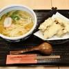 六甲道 うどんもんや - 料理写真:とり天うどん800円