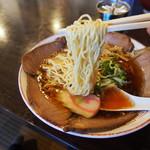 一文字 結 - 麺リフト