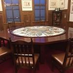 五龍閣 - 美しい大テーブル
