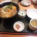 60433494 - 親子丼セット(1,100円)