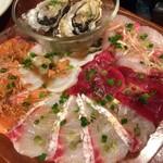 60433944 - 鮮魚のカルパッチョ
