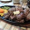 ミスターデンジャー - 料理写真:デンジャーステーキ450g