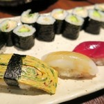 江戸や鮨八 - お寿司メニュー
