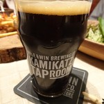 RISE & WIN Brewing Co. KAMIKATZ TAPROOM - ポータースタウト