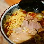 銀座梵天 - 麺・チャーシュー