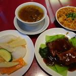 四五六菜館 - お手軽セットB(1,980円)