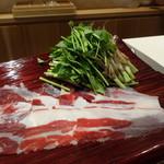Shinohara - ツキノワグマの鍋
