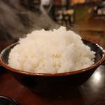塚本 肉焼屋 - ☆白米特大\(^o^)/☆