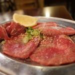 塚本 肉焼屋 - ☆タン盛り(●^o^●)☆