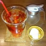 カフェ トケトケ - アイスティー