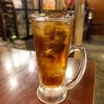 塚本 肉焼屋 - ☆烏龍茶で乾杯です(^^ゞ☆