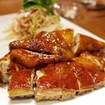 喜臨軒 - 香り鶏の香港クリスピーチキン