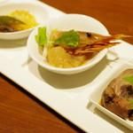 喜臨軒 - 冷菜三種盛