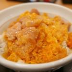 なか卯 - 親子丼並 490円