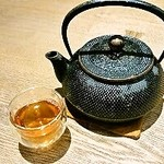 たねや茶屋 - 小豆茶