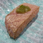 金沢まいもん寿司 - 本まぐろ 大とろ あぶり
