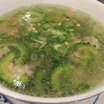 THI THI - にがうりのスープ