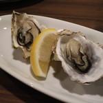 Jang - 御荘牡蠣の殻付き焼き