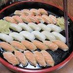 やまいち - にぎり寿司2016.12.19