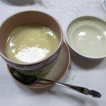 やまいち - 茶碗蒸し2016.12.19