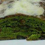 パンドール - 抹茶と栗のシュトーレン
