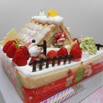 シャトレーゼ - 2016年クリスマスケーキ