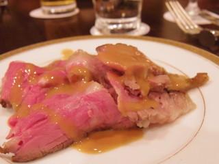 SERIO - 2016年12月 ローストビーフはおいしいので山盛り