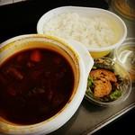 60443677 - 牛肉増量!仙台国分町牛タン家風!牛肉と季節の野菜の甘辛和風ソース