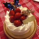 N.Y.ラウンジ ブティック - 2016クリスマスケーキ(^∇^)