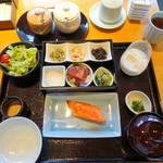 日本料理 佳香 - 和朝食3,683円