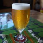 マチェーテ - 生ビール♪