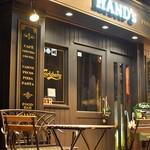 FOOD BAR HANDs -