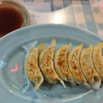 南清軒 - パク飲みセットの餃子