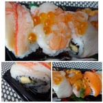 幸寿司 - ◆蟹・海老など。