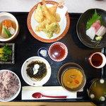 Nihonryourifuji - 和定食(ランチ券利用)